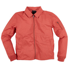 Geneva Windbreaker - Red-Grayers