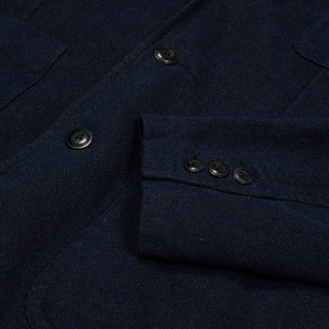 Hutton Moleskin Sportcoat - Navy-Grayers