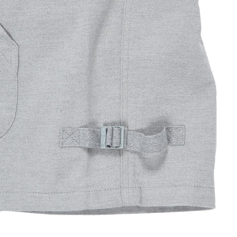 Seamount Windbreaker - Gray Heather Canvas-Grayers