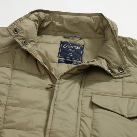 Paragon Quilted Featherweight Jacket - Slate Green