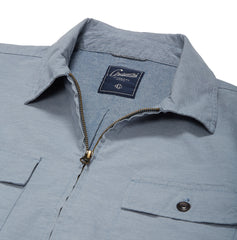 Randolph Stretch Windbreaker - China Blue-Grayers