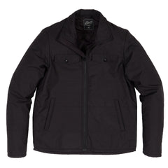 Windmere Light Weight Quilted Jacket - Black-Grayers