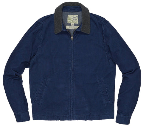 Geneva Windbreaker - Aegean Blue