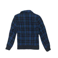 Conrad Bomber Jacket SMP - Navy Plaid