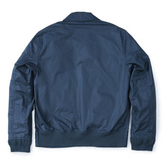 Gladstone Thermal Lined Windbreaker - Navy-Grayers