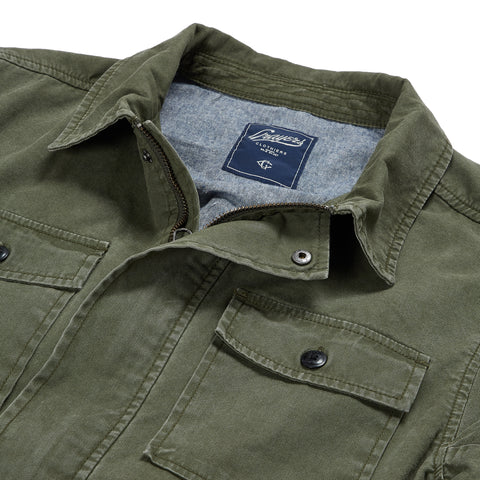 Boone 4-Pocket Utility - Dusty Olive-Grayers