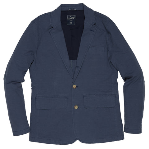 Randolph Stretch 3-Button Blazer - Mood Indigo-Grayers