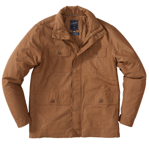 Ergo Shirt Jacket - Olive Night