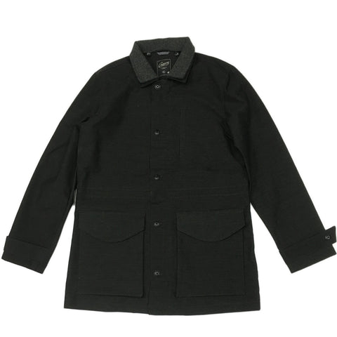 Watson Long Coat SMP - Charcoal