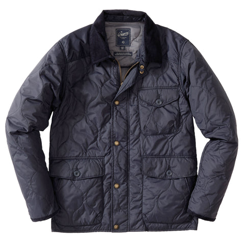 Ergo Shirt Jacket - Dark Gray