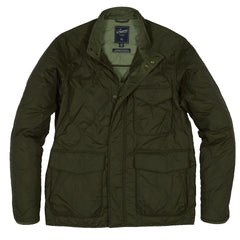 Reston Light Weight Quilted Jacket - Olive-Grayers