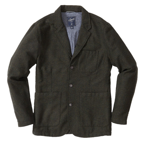 Holden Corduroy Blazer - Saddle