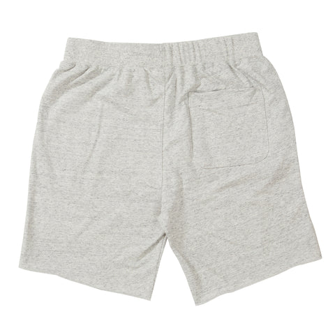 Momo Light Weight Terry Shorts - Light Gray Heather
