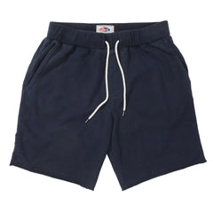 Momo Light Weight Terry Shorts - Navy