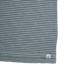 Malaga Cove Stripe Polo - Abyss-Grayers