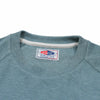 Athletic Thermal Crew - Faded Pine Heather