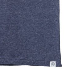 Sport Micro Pique Pocket Tee - Navy Heather