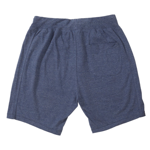 Sport Micro Pique Shorts - Navy Heather