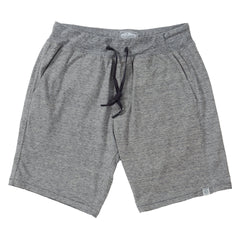 Sport Micro Pique Shorts - Retro Gray Heather