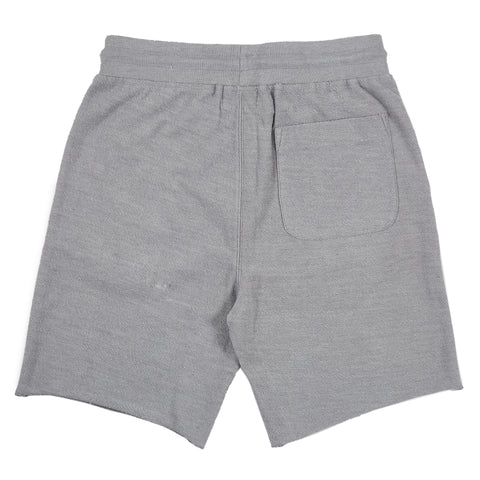 Portofino Terry Draw Cord Short - Frost Gray-Grayers