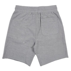 Portofino Terry Draw Cord Short - Frost Gray