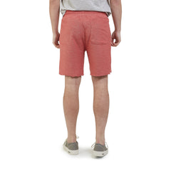 Portofino Terry Draw Cord Short - Mineral Red-Grayers