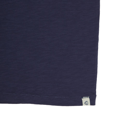 Grayers Print Tee - Night Shadow Blue-Grayers