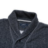 Avalon Shawl Cardigan - Charcoal