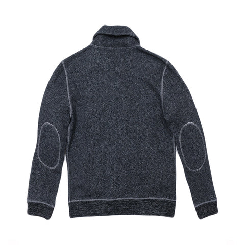 Avalon Shawl Cardigan - Charcoal-Grayers