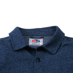 Bayswater Fleece CPO Shirt - Navy Heather-Grayers