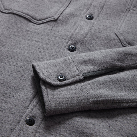 Bayswater Fleece CPO - Charcoal