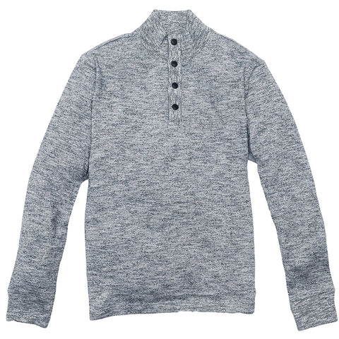 Boatsman Henley - Salt and Pepper