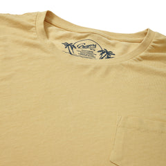 Acme High Twist Tee - New Wheat