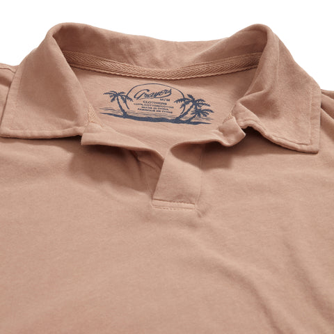 Acme High Twist Polo - Burro