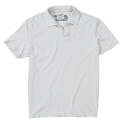 Acme High Twist Polo - Gray Violet