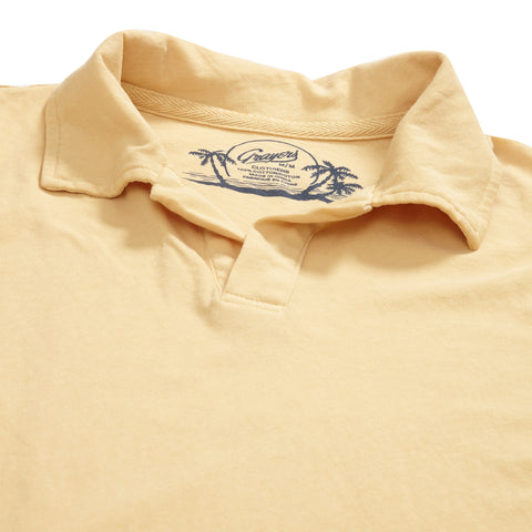 Acme High Twist Polo - New Wheat