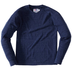 Fairmile Athletic Thermal Crew - Navy Heather