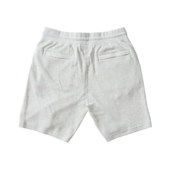 New Spencer Waffle Drawcord Shorts - Oatmeal Heather