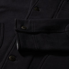 Melville Fleece Knacket - Navy