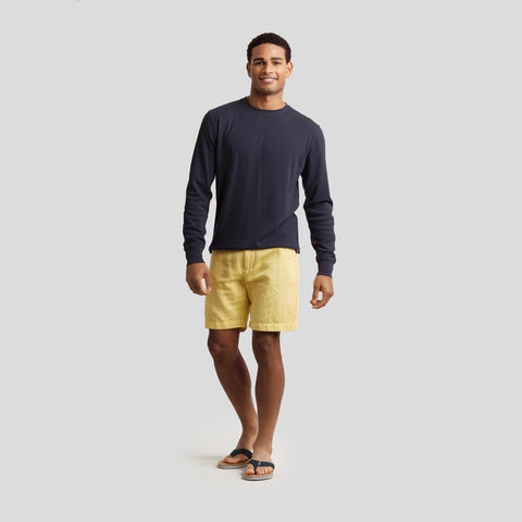 Winslow Light Weight Thermal Crew - Nautical Navy