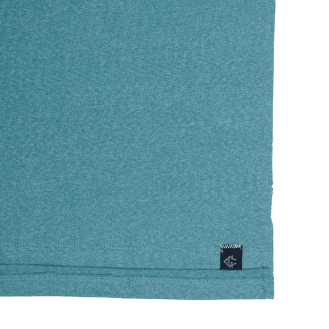 Bayshore Marl Polo - Teal-Grayers