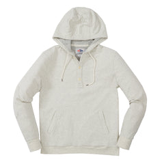 Blake Double Cloth Hoodie - Oatmeal