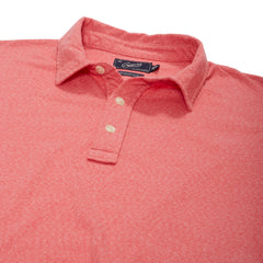 Bayshore Marl Polo - Red