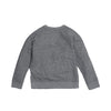 Boy's Montague Twill Terry Crew - Gray Heather