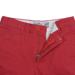 Boy's Newport Modern Fit Chino - Red-Grayers