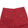 Boy's Newport Club Short - Red
