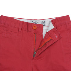 Boy's Newport Club Short - Red-Grayers