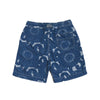 Boy's Batik Print Swim Trunk - Batik