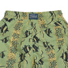 Boy's Tropical Fish Print Swim Trunk - Tropical Fish