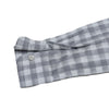 Boy's Grange Shadow Gingham - Gray Cream